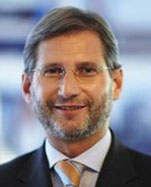 Dr. Johannes Hahn, EU-Commissioner for Regional Policy
