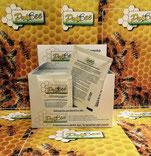 Confezione di bustine di ProBee® probiotico disidratato e liofilizzato.