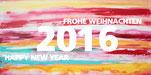 Neujahrskarte von uh-art design