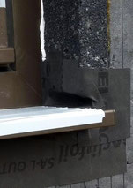 external sealing solutions for windows and doors by prodomo Ireland