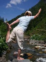 yoga kann immer und überall geübt werden
