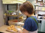 オーダーメイドパンの店『いまやす』の若女将