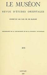 Charles de Harlez (1832-1899) : Les chasses guerrières en Chine. Le Muséon, 1897, volume XVI, pages 356-371.