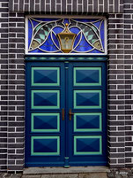 Eingang zum Nebenhaus