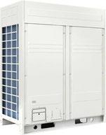 C series modular VRF, VRV air conditioner