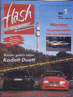 Flash - Opel Szenemagazin