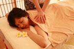 アロマテラピー&中国伝統療法「推拿(スイナ)」でボディマッサージ
