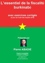 L'essentiel de la Fiscalité au Burkinabè