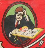 Titelfigur aus der Anfangszeit