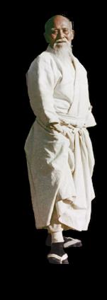 Morihei Ueshiba 1883–1969 twórca Aikido