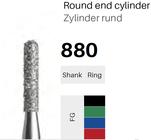 FG-Diamant 880, Torpedo rund