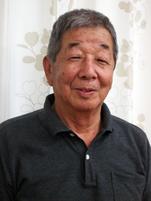 自治会長の永田末信さん