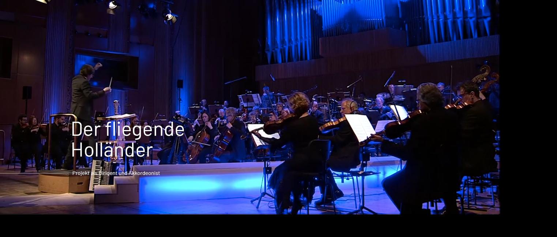 Der fliegende Holländer / Musical / WDR Funkhaus Köln / Kai Tietje