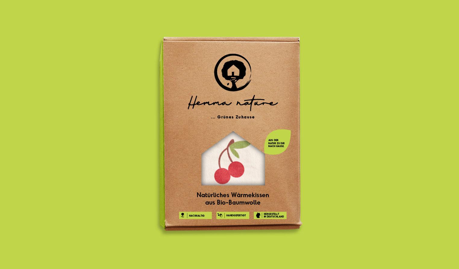 Packaging Design Bio Produkte ohne Plastik