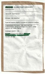 Standardfutter i.d. Massentierhaltung