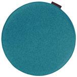 53973-Stuhlkissen-Filz-rund-petrol-35x2cm