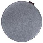 53971-Stuhlkissen-Filz-rund-grau-meliert-35x2