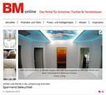 Bild Verlinkung zu http://www.bm-online.de/produkte-und-tests/produkte/moebel-und-innenausbau-2/spannend-beleuchtet/