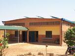 Solarpannels auf dem Dach