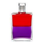 Aura-Soma Equilibrium B19 Rot/Violett - In der materiellen Welt leben
