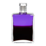 Aura-Soma Equilibrium B78 Violett/Tiefmagenta - Spirituelle Erste Hilfe Flasche/Flasche für Übergänge