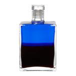 Aura-Soma Equilibrium B1 Blau/Tiefmagenta - Physische Erste Hilfe Flasche