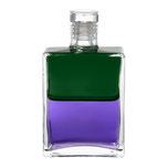 Aura-Soma Equilibrium B17 Grün/Violett - Troubadour/Die Hoffnungsflasche