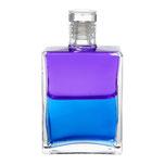 Aura-Soma Equilibrium B37 Violett/Blau - Der Schutzengel kommt auf die Erde