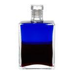 Aura-Soma Equilibrium B0 Königsblau/Tiefmagenta - Spirituelle Erste Hilfe Flasche