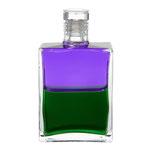 Aura-Soma Equilibrium B38 Violett/Grün - Troubadour/Unterscheidungsvermögen