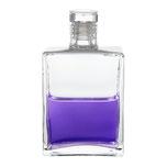 Aura-Soma Equilibrium B15 Klar/Violett - Service (Dienen) in der neuen Zeite Hilfe Flasche