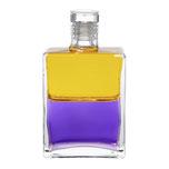 Aura-Soma Equilibrium B18 Gelb/Violett - Ägypter Flasche/Gezeitenwende