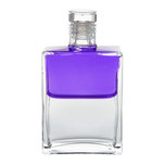 Aura-Soma Equilibrium B48 Violett/Klar - Flügel der Veränderung