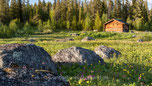 Kvikkjokks alte Siedlung