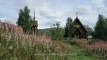 Kvikkjokk Kirche