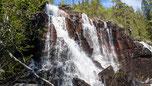 Wasserfall Brudslöjan