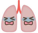 肺の機能が低下すると