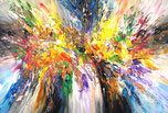 large pabstract painting gallery