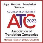 Certified Spanish Translation