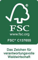 FSC-Zertifikat Hoerma GmbH