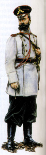Городовой стражник. Якутск