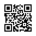 iPhone用のQRコード
