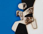 Marina Battistella - Allegria - cm 80 x 120 - tecnica mista su tela