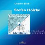 Schnittmengen & Schrittlängen - Gedichtband von Stefan Holzke