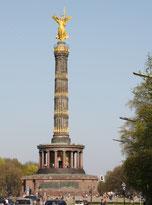 Siegessäule Berlin. Foto: Helga Karl