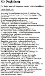 Die Harke, 12.Juni 2013