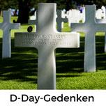 D-Day, Urlaub mit Hund, Normandie