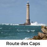 Route des Caps, Cotentin, Urlaub miut Hund, Normandie