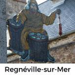 Regnéville-sur-Mer, Normandie, Urlaub mit Hund