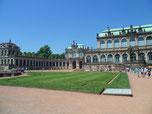 Erlebniswoche in Dresden